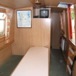 The Whistling Swan - a 12 Person Canal Boat