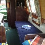 The Angela - a 3 Person Canal Boat
