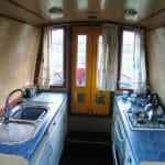 Bragi - a 4 Person Canal Boat