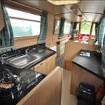 Carolina Wren - a 4 Person Canal Boat