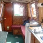 Frances Canal - a 4 Person Canal Boat