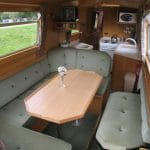 The Cape Weaver - a 4 Person Canal Boat