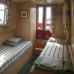 The Clarks Grebe - a 4 Person Canal Boat
