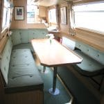 The Western Grebe - a 49ft Canal Boat