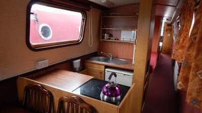The Adele Marie - a 6 Person Canal Boat