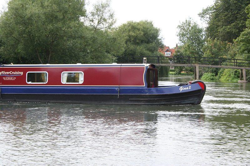Gina 2 - a 6 Person Narrow Boat