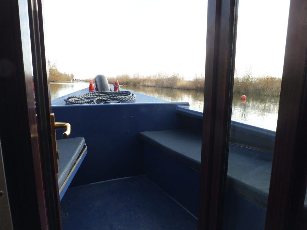 Gemma - a 8 Person Narrow Boat