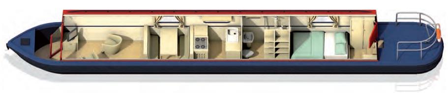 Duchess 2 - a Narrow Boat