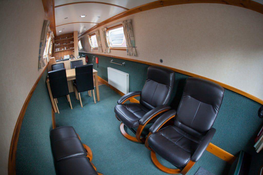 Duchess 4 - a Narrow Boat