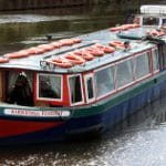 Kirkstall Flyboat - a Narrow Boat
