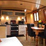 Moonshadow Narrow Boat - a Narrow Boat