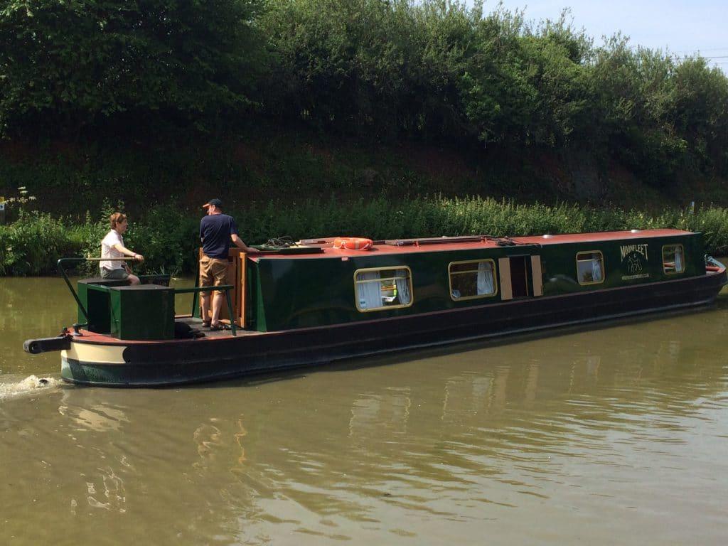 Moonshine - a Narrow Boat
