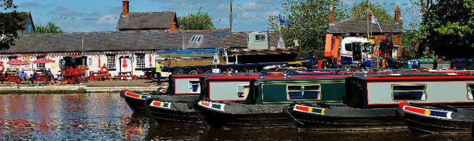 Planet - a Narrow Boat