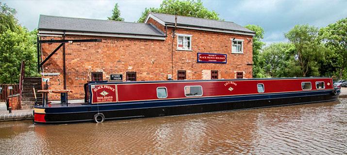 Prince - a Narrow Boat