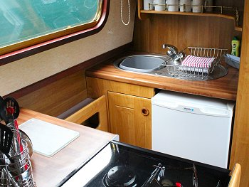 Selwood - a Narrow Boat