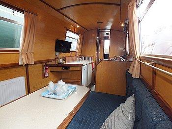 Tranquillity - a Narrow Boat