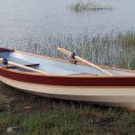 Rowing Skiff - a Rowing Skiff