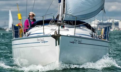 For sail - a Bavaria 30