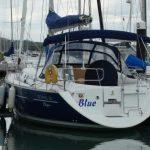 Blue - a Beneteau 361