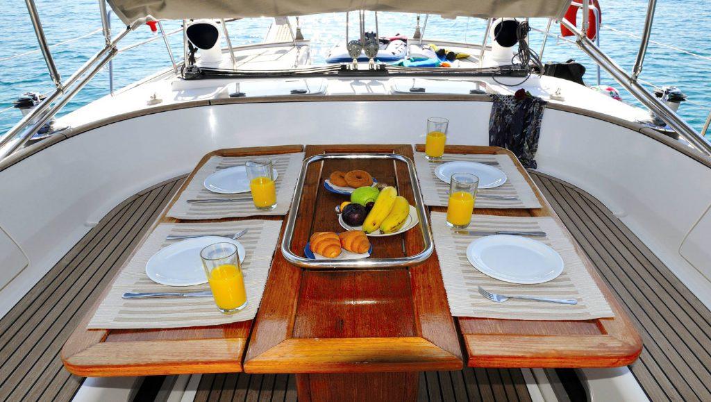 Sea Star - a Beneteau 57