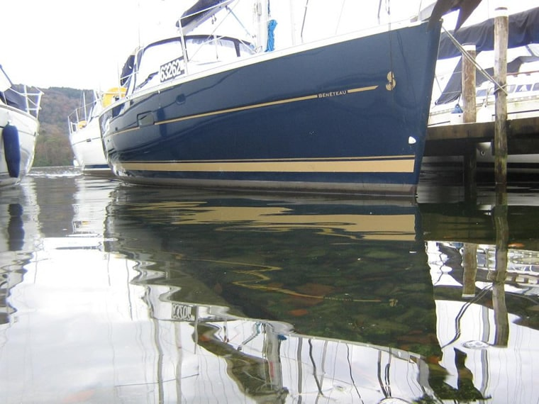 Minnie II - a Beneteau Oceanis 323