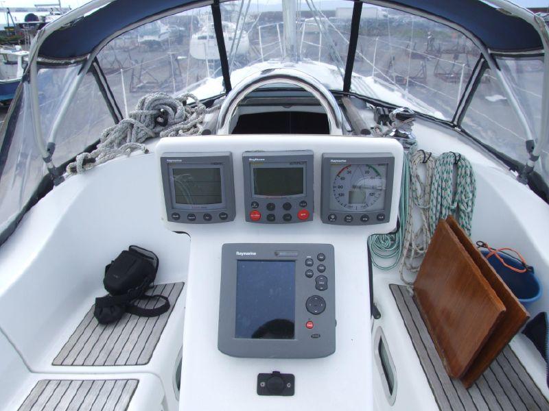 Struan - a Beneteau Oceanis 331