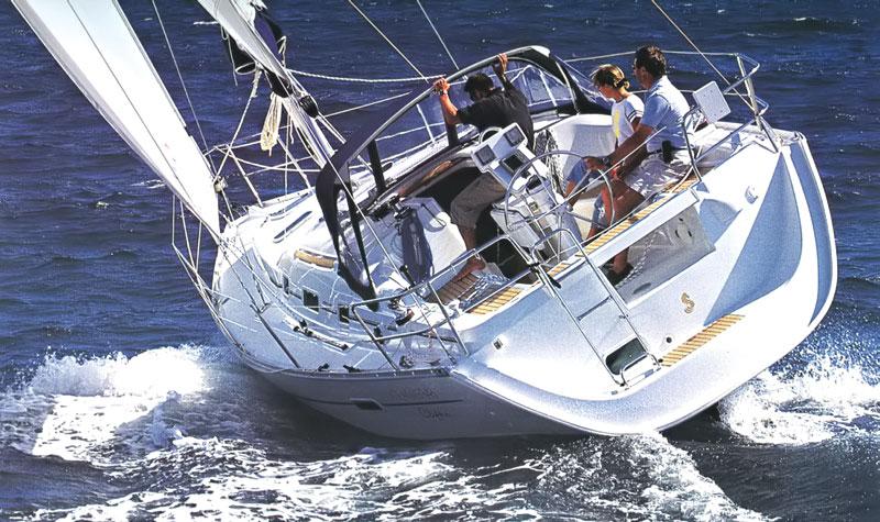Rhea - a Beneteau Oceanis 343