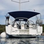 Anima Maris - a Beneteau Oceanis 38.1