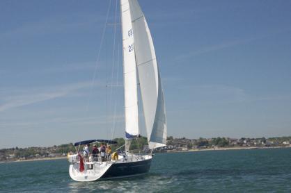 Gull - a Beneteau Oceanis 423