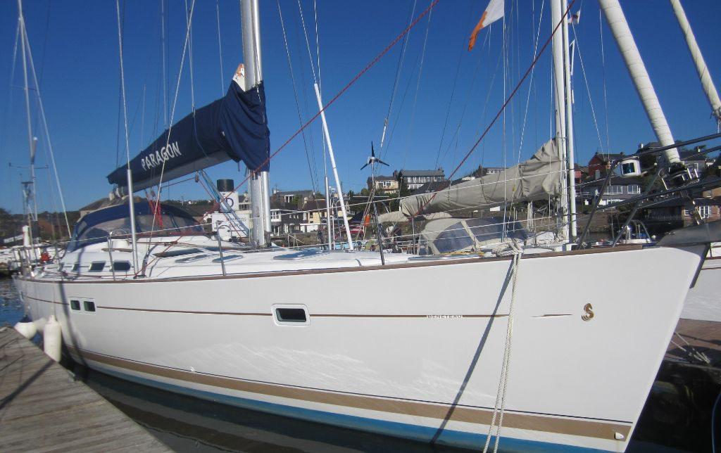 Paragon - a Beneteau Oceanis 47