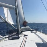 Gold One - a Beneteau Oceanis 48