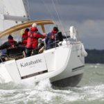 Katabatic - a Dufour 450