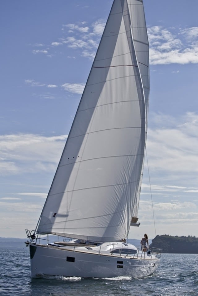 Nugal - a Elan 45 Impression