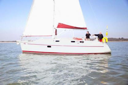 Viola - a Gib'Sea 37
