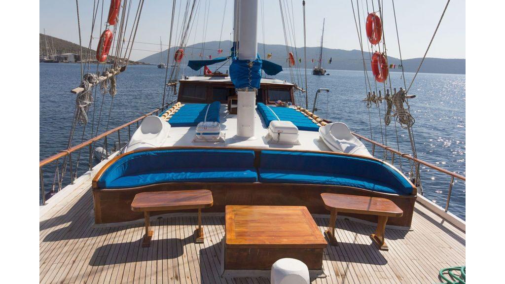 Blue cruise - a Gulet
