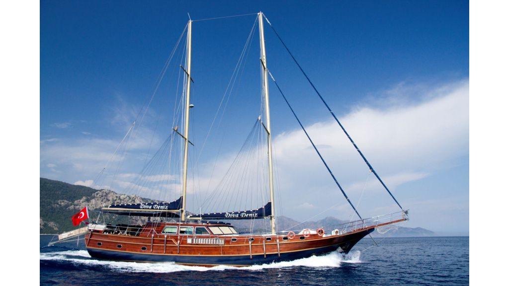 Diva Deniz - a Gulet