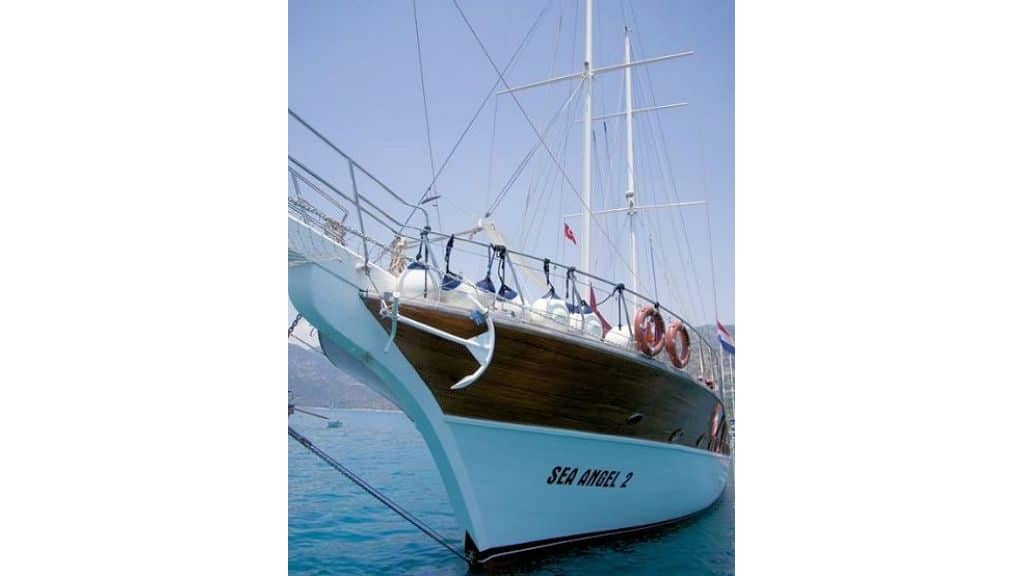 Sea angel 2 - a Gulet