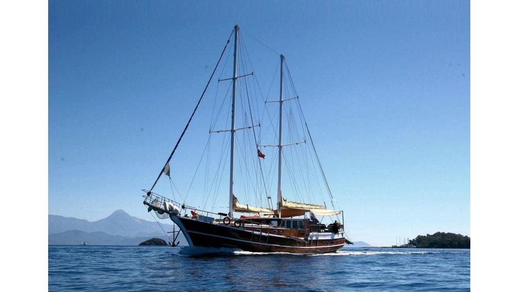 Sirena - a Gulet