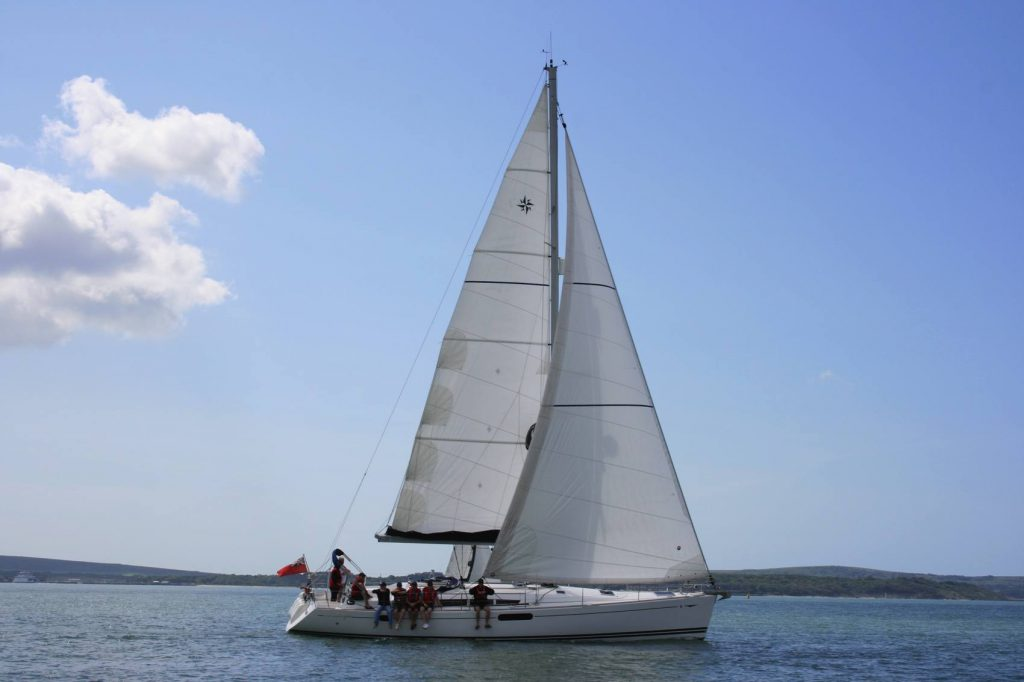 Waiata - a Jeanneau Sun Odyssey 49