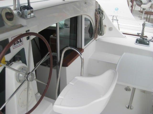 Manella - a Lagoon 380 S2 Catamaran