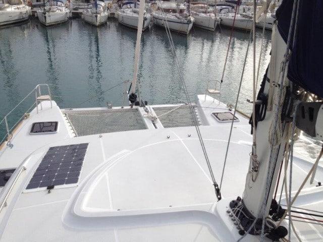 Cattarina II - a Lagoon 39 Catamaran