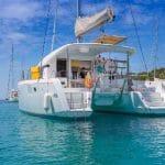 Diridonda - a Lagoon 39 Catamaran