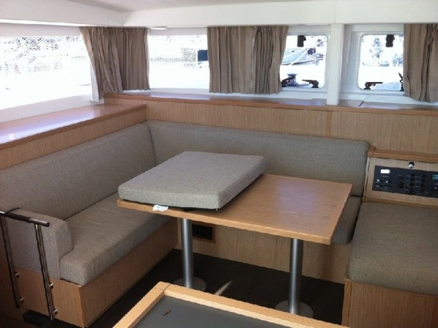 Evelina - a Lagoon 400 Catamaran