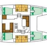 Simba - a Lagoon 400 Catamaran