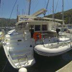 Sveti Vlaho - a Lagoon 400 Catamaran