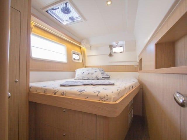 Barnacle II - a Lagoon 400 S2 Catamaran