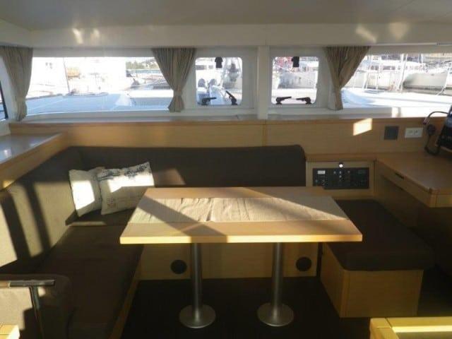 Vicki - a Lagoon 400 S2 Catamaran
