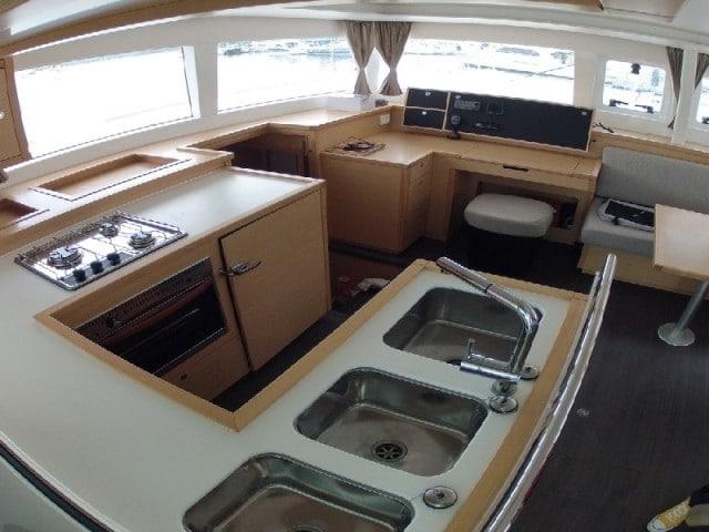 Bevanda - a Lagoon 450 Catamaran