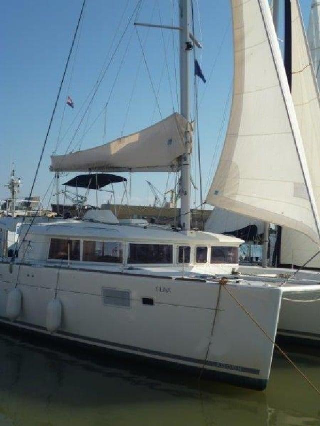 Filina - a Lagoon 450 Catamaran