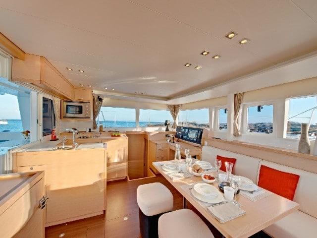 Kat El Mar - a Lagoon 450 Catamaran